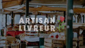 Artisan Livreur - J'encourage mes artisans, je me fais livrer !